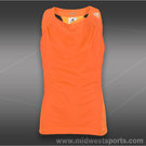 adidas Girls adiZero Tank-Glow Orange