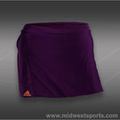 adidas Girls adiZero Skirt- Tribe Purple