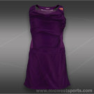 adidas Girls adiZero Dress-Tribe Purple