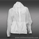 adidas Stella McCartney Barricade Warm-Up Jacket-White
