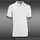 adidas all Premium Clima Chill Polo-White