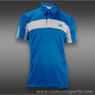 adidas Galaxy Polo-Solar Blue