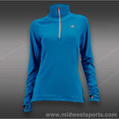 adidas Ultimate Pull Over-Solar Blue