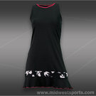 Denise Cronwall Finch Tennis Dress -Black