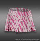 Eleven Flutter Skirt-Tie Dye Orchid
