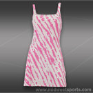 Eleven Approach Shot Dress-Tie Dye Orchid