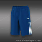 adidas Boys Response ClimaLite Bermuda Short-Trible Blue