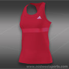 adidas all premium Tank-Vivid Berry