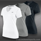 Nike Regular Legend V-Neck-Black