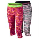 Nike Girls Pro Graphic Capri