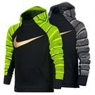 Nike Boys Therma Training Swoosh Hoodie