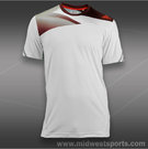 adidas adizero Plus Crew Shirt-White
