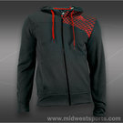 adidas Grafik Tech Full Zip Hoody-Dark Onix
