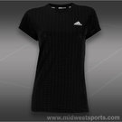 Adidas Tennis Essentials Tee -Black