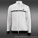 adidas Essentials Warm-Up Jacket-White