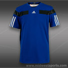 adidas Boys adipower Barricade Crew-Blue Beauty