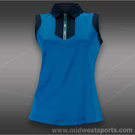 JoFit Hermosa Beach Gracie Zip Polo