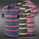 Nike Vapor Touch Stripe Polo