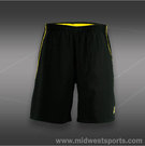 Asics 2in1  9 Inch Short-Black