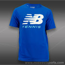 New Balance Tennis Tee Mens
