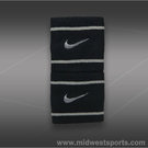 Nike Dri-FIT Wristband-Black/Base Grey