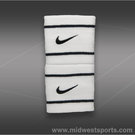Nike Dri-FIT Wristband-White/Black