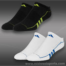 Adidas ClimaLite 2-Pack No Show Sock (Mens)
