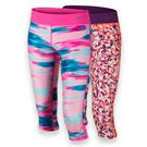 Nike Girls Legend Graphic Capri Tight