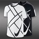 Nike Team Court Graphic Crew
