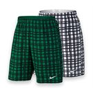 Nike Court Plaid 9 Inch Short