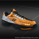 Yonex Power Cushion 308 Clay Court Orange Mens Tennis Shoes