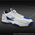 Yonex Power Cushion 308 White Blue Mens Tennis Shoes