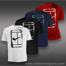 Nike Court Logo T-Shirt