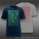 Nike RF Trophy V-Neck T-Shirt