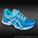 Asics Cumulus 16 Womens Running Shoe-Blue Ribbon