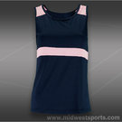 Tail Desert Springs Scoop Neck Tank-Navy Blue