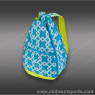 All For Color Coastal Link Backpack Tennis Bag