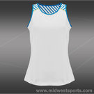 Tail Break Point Scoop Neck Tank