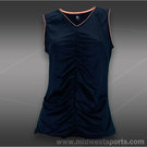 Tail Palmetto Dunes Tank-Navy Blue
