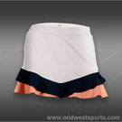 Tail Palmetto Dunes Double Tiered Skirt-White