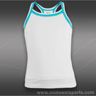 Fila Girls Match Racerback Tank