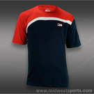Fila Heritage Colorblocked Crew Neck Shirt