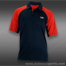 Fila Heritage Diamond Knit Polo