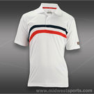Fila Heritage Double Stripe Polo