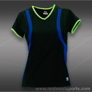 Fila Center Court Cap Sleeve Top