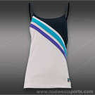 Fila Center Court Cami-White