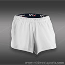 Fila Essenza Doubles Short-White
