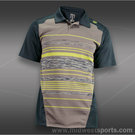 Wilson Specialist Chest Stripe Polo-Graphite