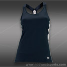 Wilson Team Tank II - Navy Blue