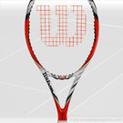 Wilson Steam 96 Tennis Racquet